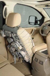 Universal Truck Seat Cover : Full timing storage