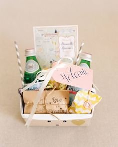 welcome gift for wedding guests