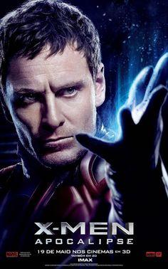 Vamos Falar Sobre... : Novos Pôsteres de X-Men: Apocalipse