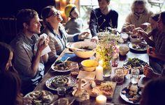 kinfolk dinner - Поиск в Google