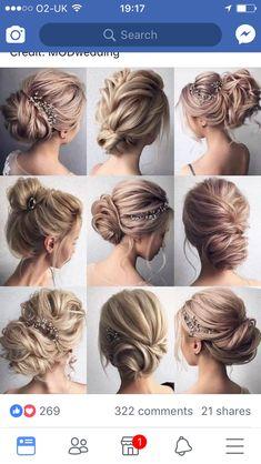 Hair ideas?