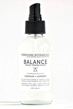 Balance Facial Toner - @ Parc Boutique
