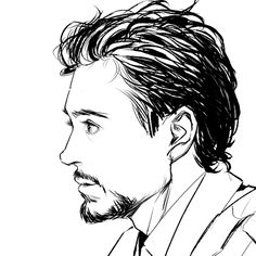 tony tony by luosong on DeviantArt Iron Man Kunst, Iron Man Art, Marvel Art, Marvel Heroes, Marvel Avengers, Marvel Tony Stark, Iron Man Tony Stark, Art Sketches, Art Drawings