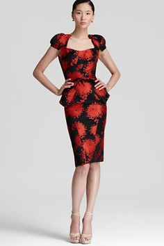 Dress Obsessed: Bloomingdale's 16 Freshest Frocks