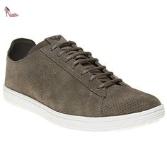 Armani Jeans Cup Sole Ii Homme Baskets Mode Vert - Chaussures emporio armani (*Partner-Link)