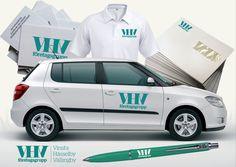 Logotype & profil, VHV Företagsgrupp