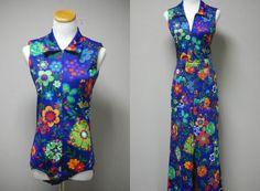 1960's Mind Gardens 2 Piece Skirt and Body by LittleGhostVintage