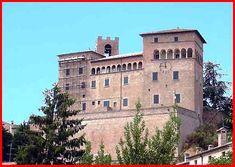 Castello malatestiano di Longiano, castelli della provincia di Forlì-Cesena, Castelli dell'Emilia Romagna