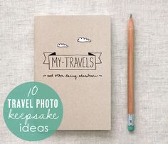 10 fun keepsake ideas for cherishing your travel memories from Babble.com