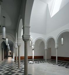 Galería de Restauración Palacio de San Telmo / Vázquez Consuegra - 2