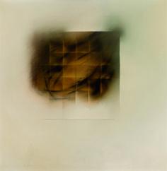 FERNANDO ZÓBEL, Cuadrícula VI. Óleo sobre lienzo, 80 x 80 cm. Painting Inspiration, Altered Art, Drawings, Artist, Artwork, Bunker, Eyes, Sketching, Concept