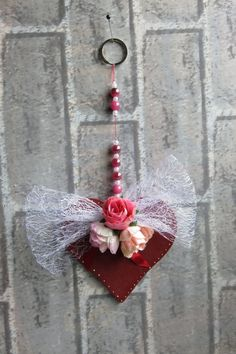 Hey, I found this really awesome Etsy listing at https://www.etsy.com/listing/506838963/wooden-red-heart-wall-hangingred-heart