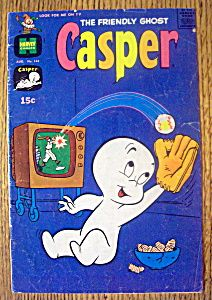 Casper The Friendly Ghost Comic #144-August 1970. Please click on the image for more information.