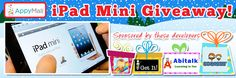 Here's another iPad Mini Giveaway