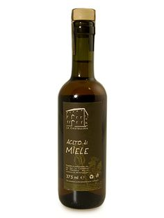 Honey Vinegar http://deliz.io/product/honey-vinegar-la-castellina/