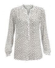 welikefashion.com Second Female blouse Time White Star