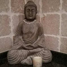 Buddhaen på badet mitt