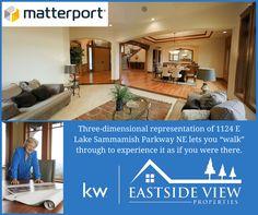 #matterport 1124 E Lake Sammamish Parkway NE In #Sammamish #realestate