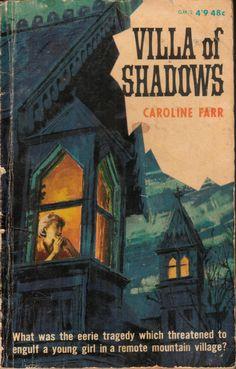 Zombie Silhouette, Vintage Gothic, Vintage Romance, Gothic Books, Gothic Horror, Mystery Books, Pulp Fiction, Romance Novels, Retro