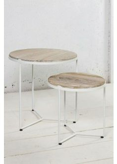 Lunar Nesting Table Set