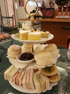 English High Tea