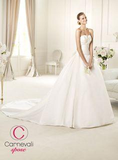 Carnevali Spose Mobile - Vestiti da sposa - Photogallery - Pronovias Glamour