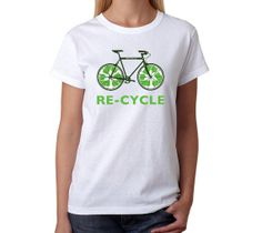 Recycle Green Shirt Environment gift TShirt shirt by Just4MeTees, $16.95