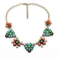 Elodie Necklace – Fanduoduo Jewelry