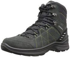Lowa Mens Tiago Mid Hiking Boot AnthLime 14 M US ** Find out more about the great product at the image link.