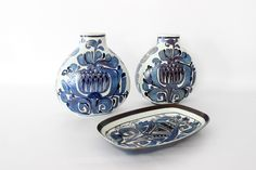 Royal Copenhagen vintage ceramic   Danish Modern Midcentury modern