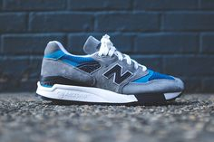 NEW BALANCE 998 AUTHORS COLLECTION (MOBY DICK) | Sneaker Freaker