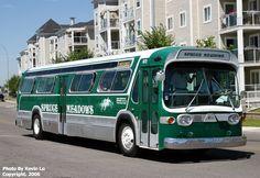 GMC short bus | Red Arrow Motorcoach Photos