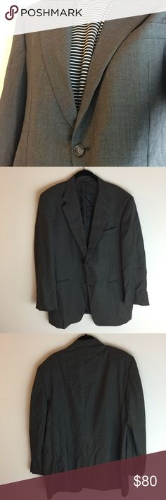 Vintage MENS  Hickey Freeman Loro Piana Blazer 42R Vintage Hickey Freeman Loro Piana Blazer   ALL OFFERS ACCEPTED ;) Hickey Freeman Suits & Blazers Sport Coats & Blazers