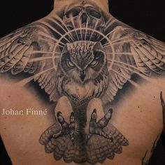 .@TattooistArt Magazine | Tattoo of the day Artist: Johan Finné Location: Helsingborg, Sweden