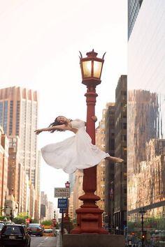 Dancers Among Us Photographs New York Landmarks