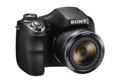 Sony DSC-H300 Digital Camera (Black) In Store Retail Display Model #Sony