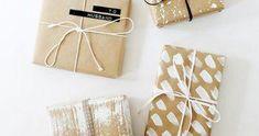 Presentes de Natal: o charme começa pela embalagem