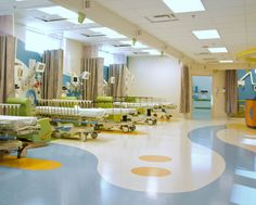 Surgery Center Interior Design