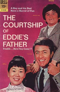 The Courtship of Eddie's Father...people let me tell you about my best friend... Best Memories, My Childhood Memories, Childhood Toys, Childhood Tv Shows, Alter, Me Tv, Vintage Tv, Vintage Comics, Vintage Stuff