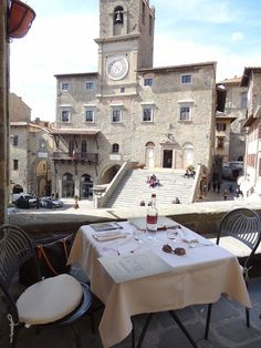 Most beautiful place in the world...Cortona, Italy