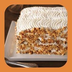 Bakery-Style Carrot Cake