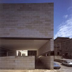 siza museum santiago - Google Search