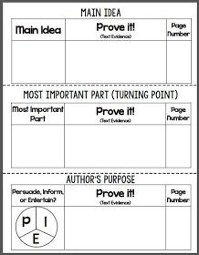 Fern Smith's Classroom Ideas ~ Fern's Freeebie Friday ~ Guest Freebie - I'm a Text Detective Reading Response Mini-Booklet FREEBIE at TeacherspayTeachers. Reading Centers, Reading Groups, Reading Workshop, Literacy Centers, Early Literacy, 5th Grade Teachers, Teachers Aide, Teacher Blogs, 4th Grade Reading