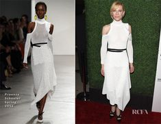 Cate Blanchett In Proenza Schouler SS16 -  'Truth' LA Screening