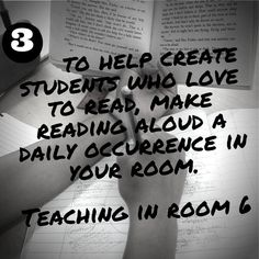 3 easy ways to build readers out of the students in your classroom.  Tried and true ways that can be implements in your own classroom tomorrow.