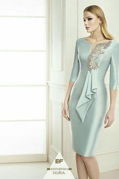 Quinceanera Dresses, Prom Dresses, Look Fashion, Womens Fashion, Fashion Design, Elegant Dresses, Casual Dresses, Dress Outfits, Fashion Dresses