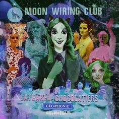 Moon Wiring Club - Cateared Chocolatiers (Vinyl, LP, Album) at Discogs Wooly Hats, Shock And Awe, Berlin Germany, Wire, Moon, This Or That Questions, Lp Album, Workshop, News