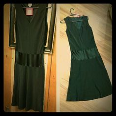 Nwt! Gorgeous black dress Brand new, beautiful Blas's dress, comes to right above knee, perfect for new year's or a date! Isaac Mizrahi Dresses Midi