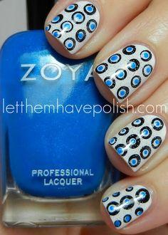 Nail, nail, nail / dottie