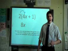 The Distributive Property Song by Mr Kraft